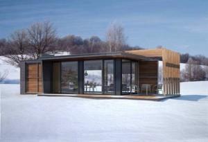 Mobile modular houses - Parus I